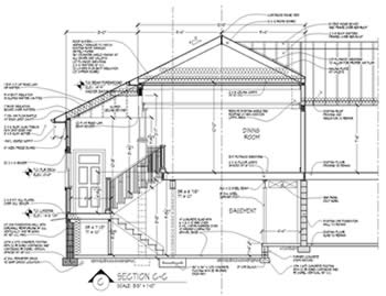 Design Development and Bid Set of Construction Drawings - Aurora