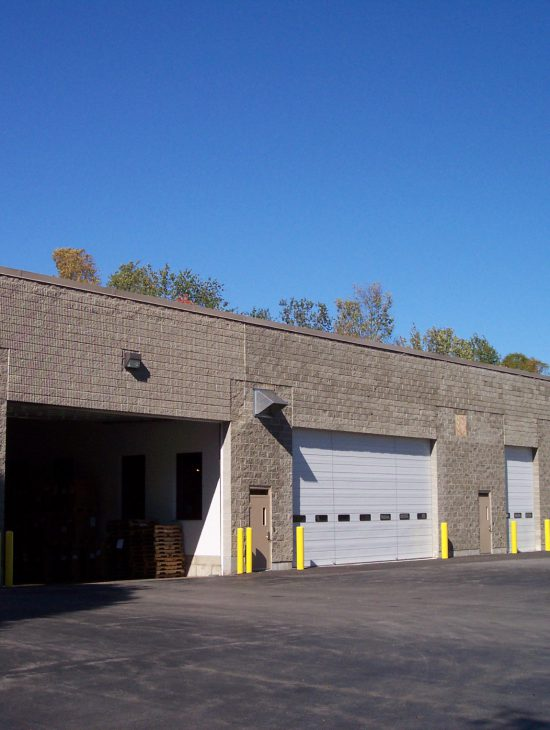 Manufacturing and Warehouse Addition